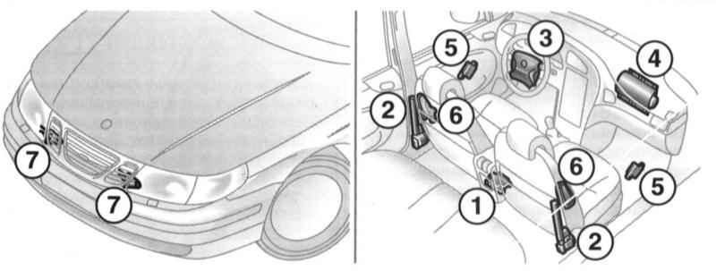 Интересуют фронтальные датчики удара правый и левый на митцубиси лансер 10 у вас есть в наличии? если